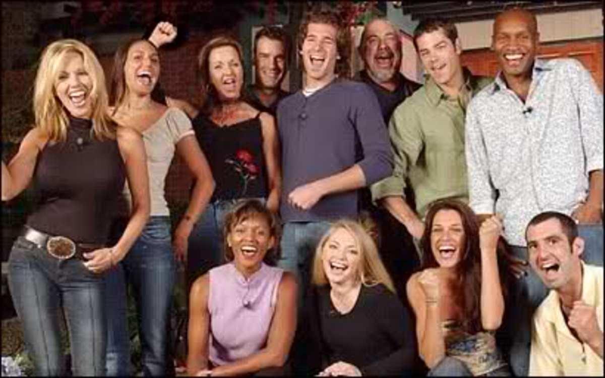 Big Brother Season 3 Cast