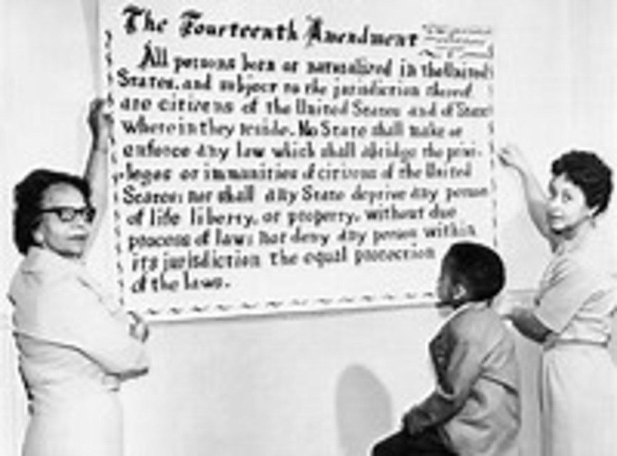 Do You Know The Amendments of The Constitution and Should You Care, Part 4