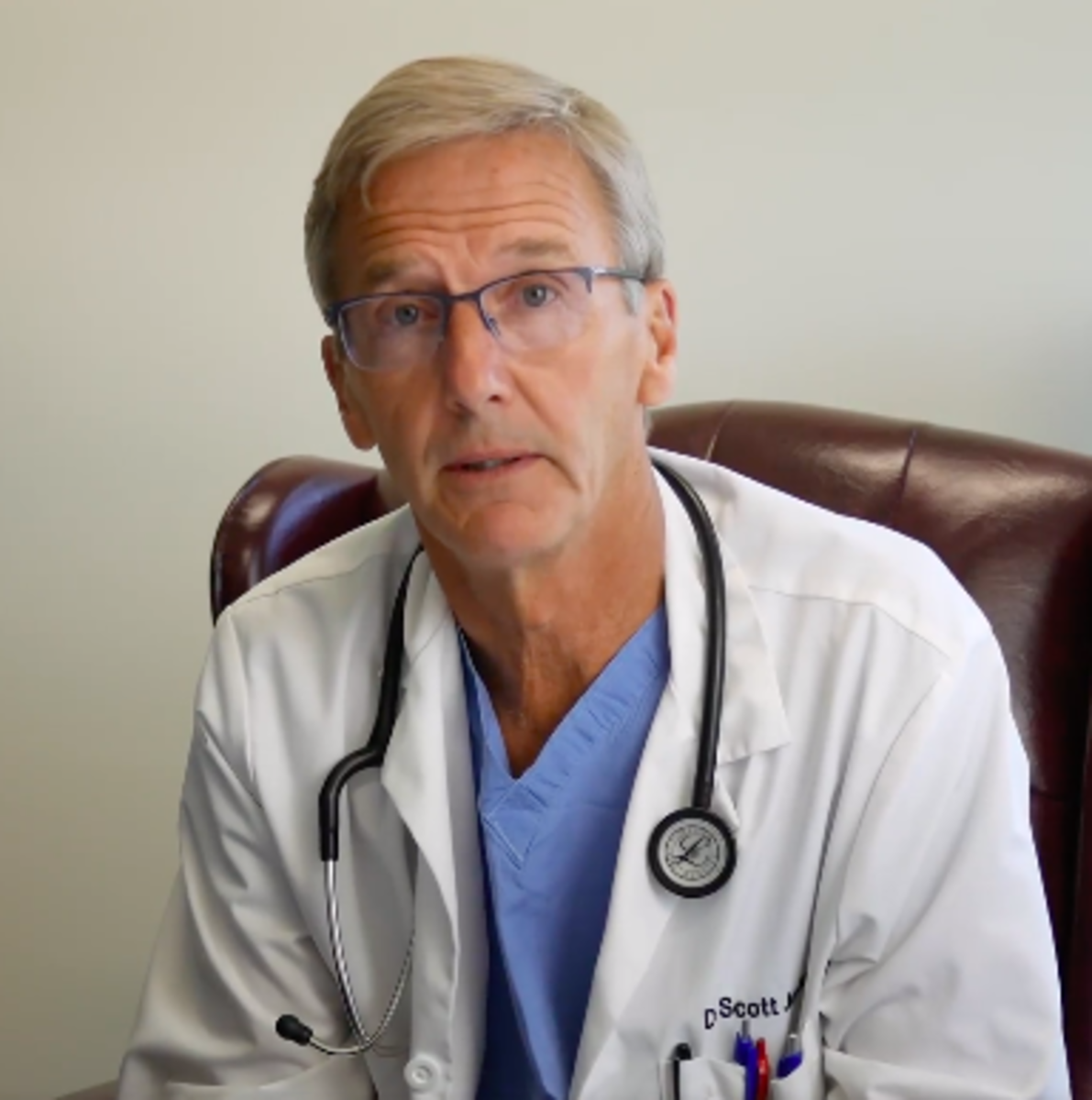 Minnesota Dr. Scott Jensen, Who Exposed State