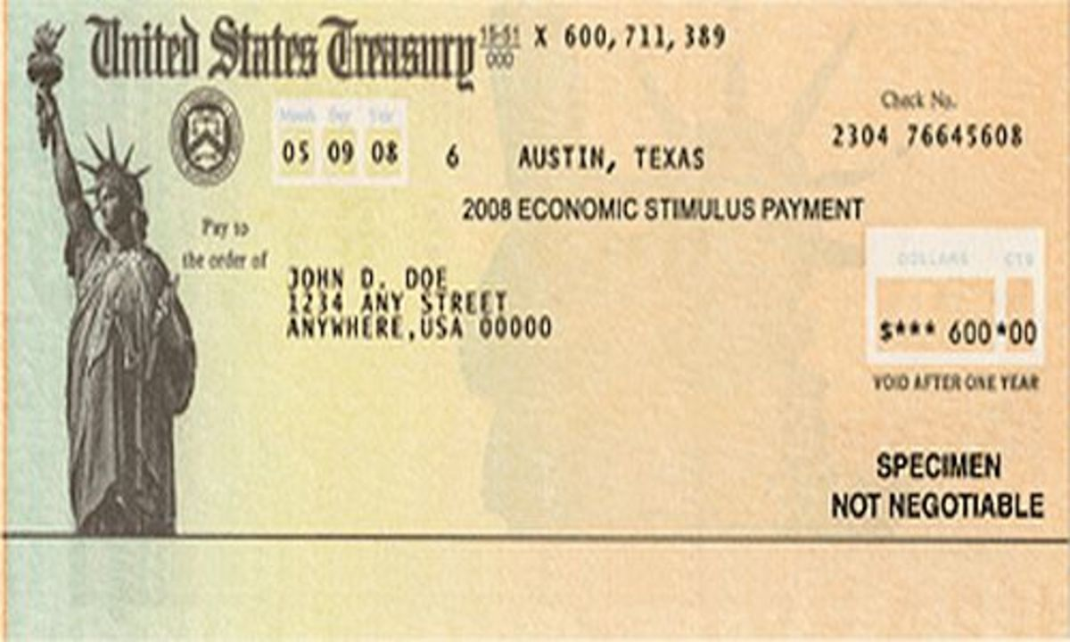 Is a Second Stimulus Check on the Way?