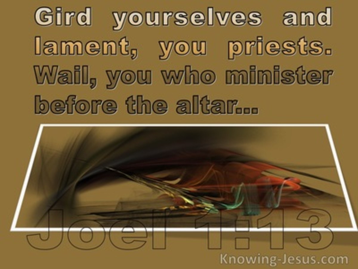 Repentance is key