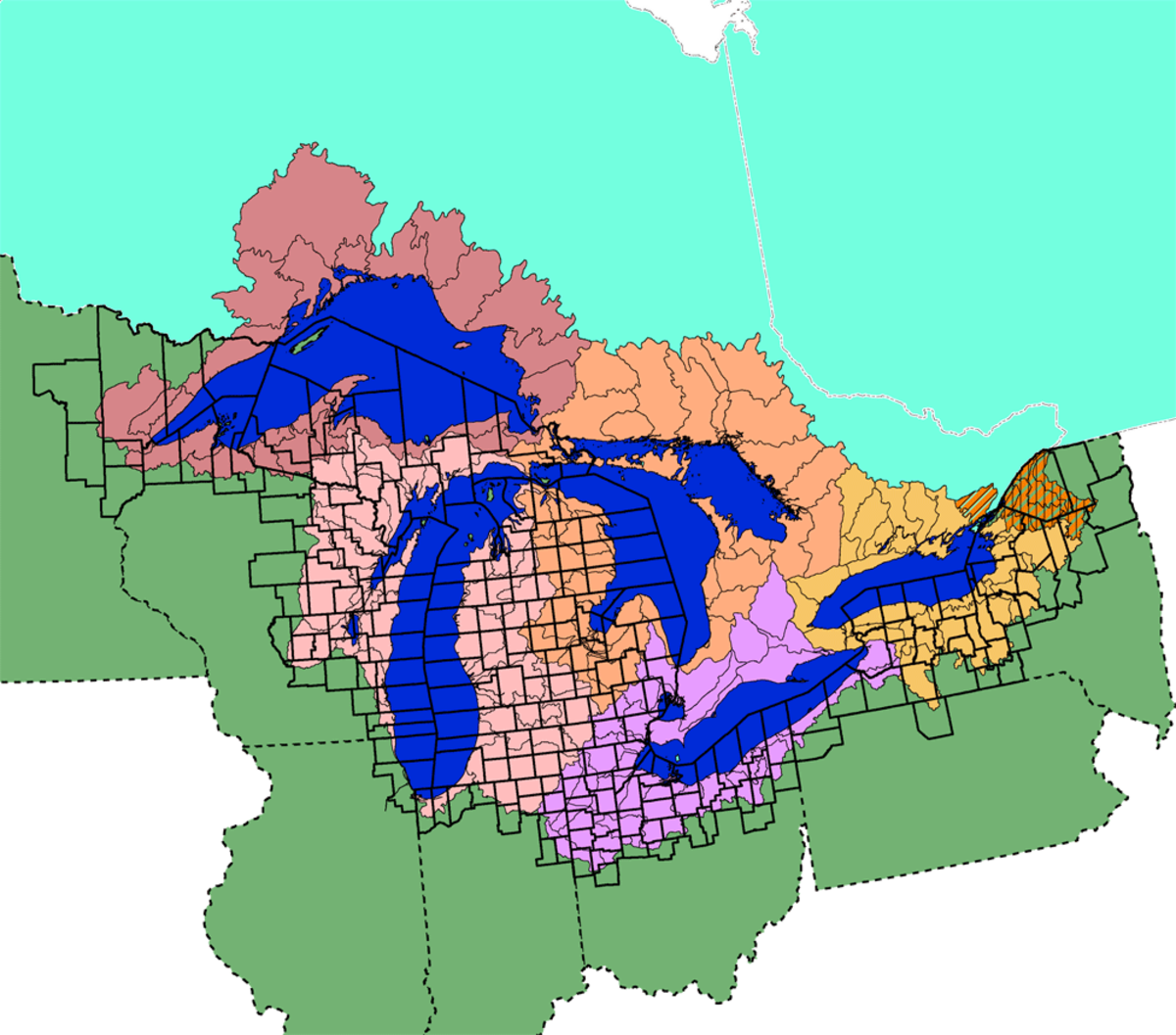 The North American Great Lakes: A True Blessing