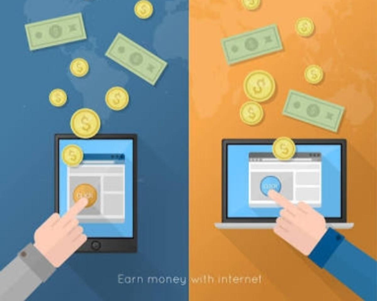 Earn Money Sitting at Home!