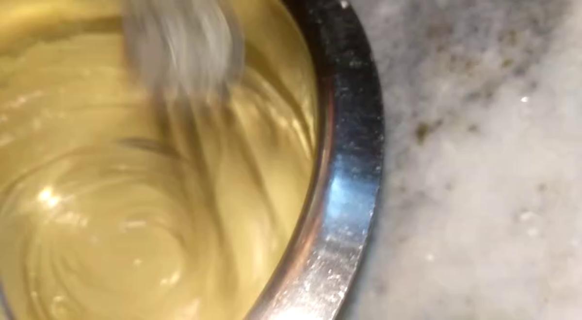 Dalgona cream