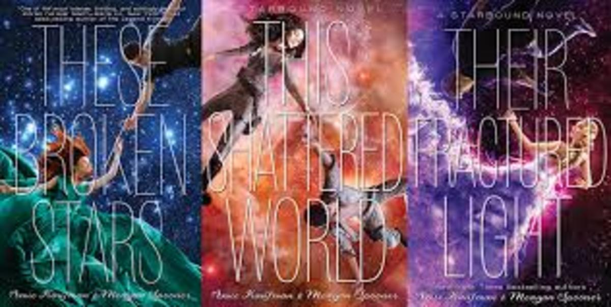 The Starbound Trilogy by Amie Kaufman and Meagan Spooner