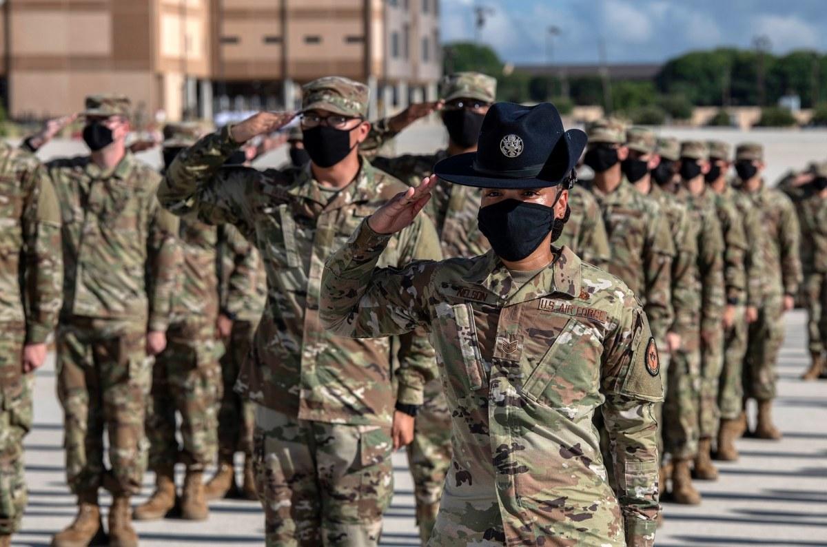 USAF Basic Military Training Graduation: Much Has Changed
