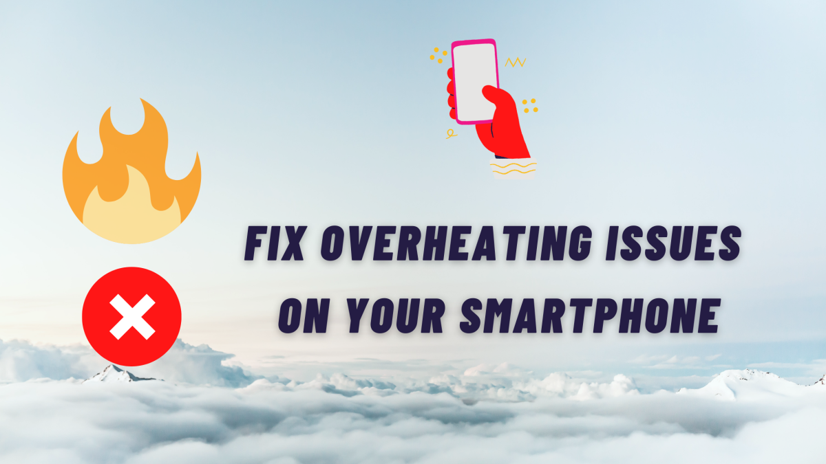 Fix overheating issues on your Smartphone