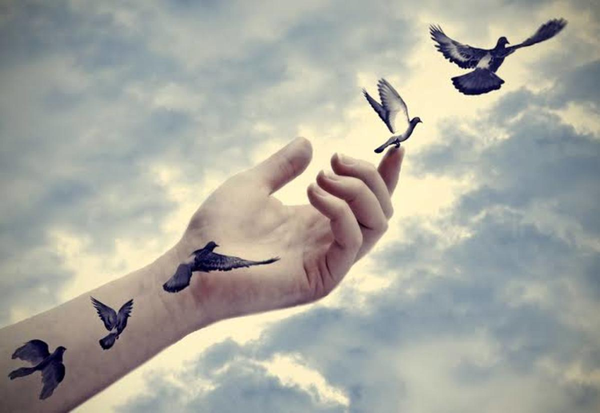 Letting Go: You Can't Afford Getting Stuck