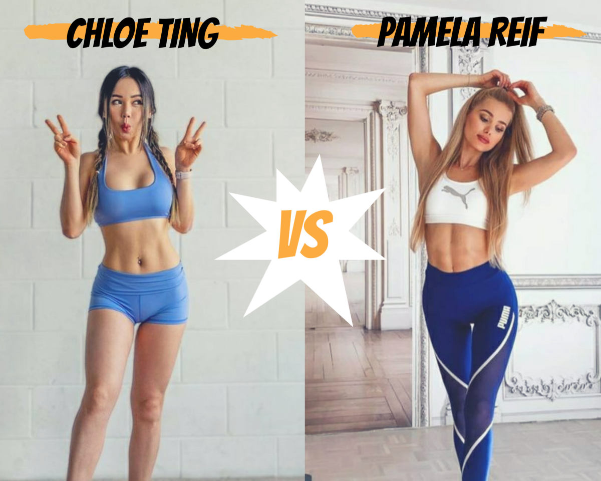 Chloe Ting vs. Pamela Reif : A Physiotherapist's Review