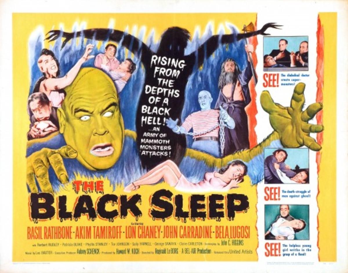 The Black Sleep