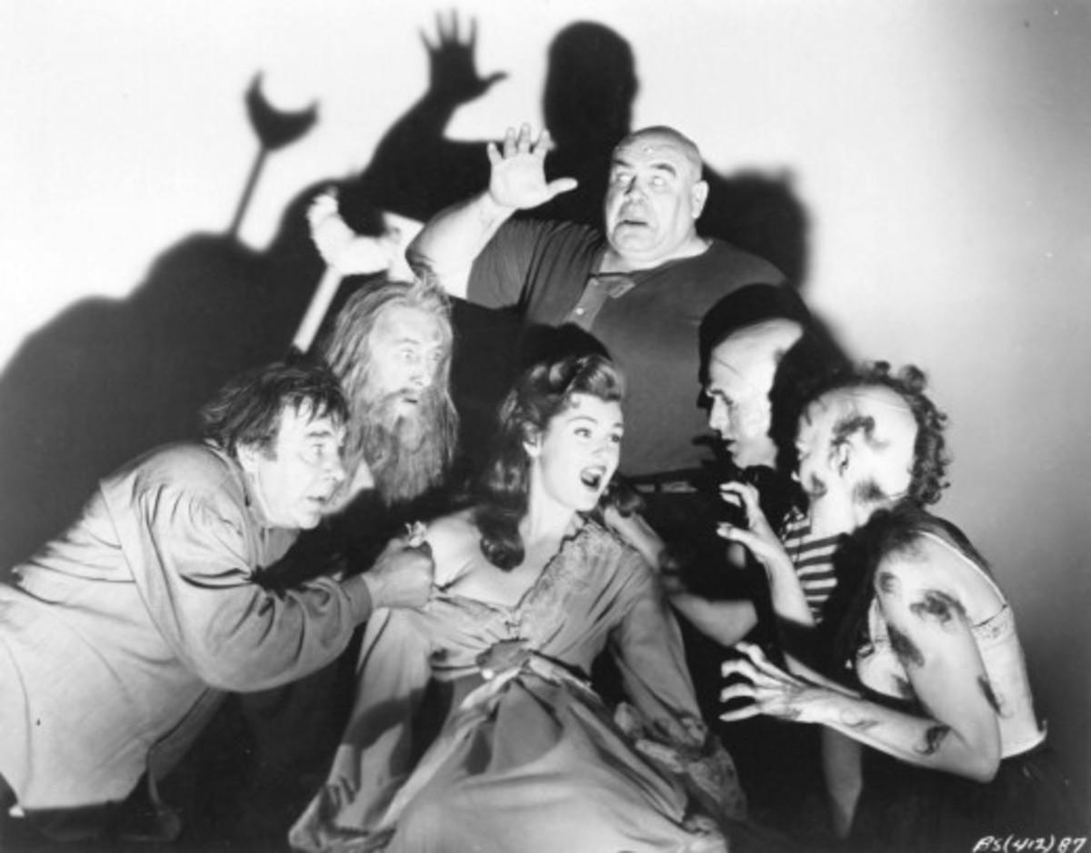 A Horrific Cast Of Stars