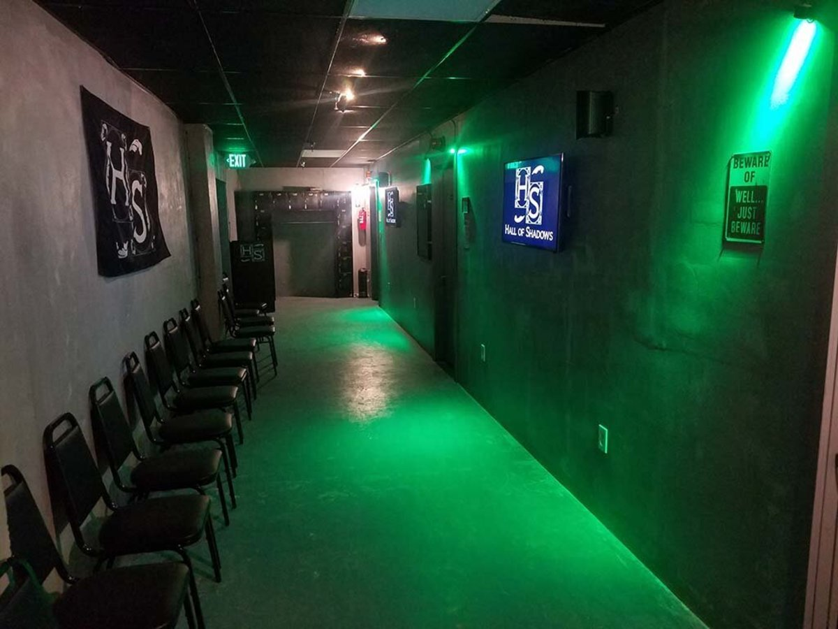 Hall Of Shadows Hall to Escape Rooms