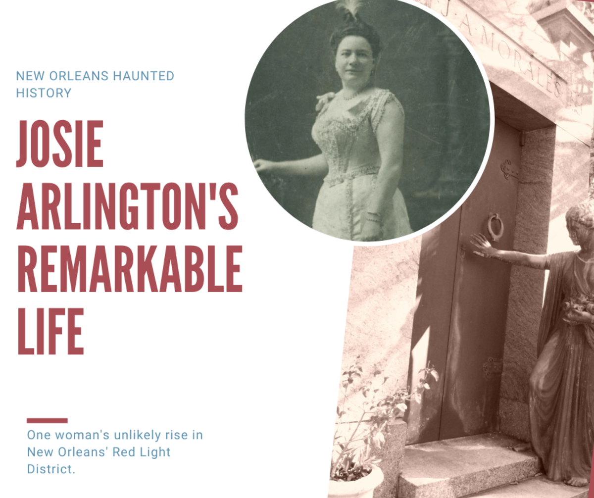 Who was Josie Arlington?