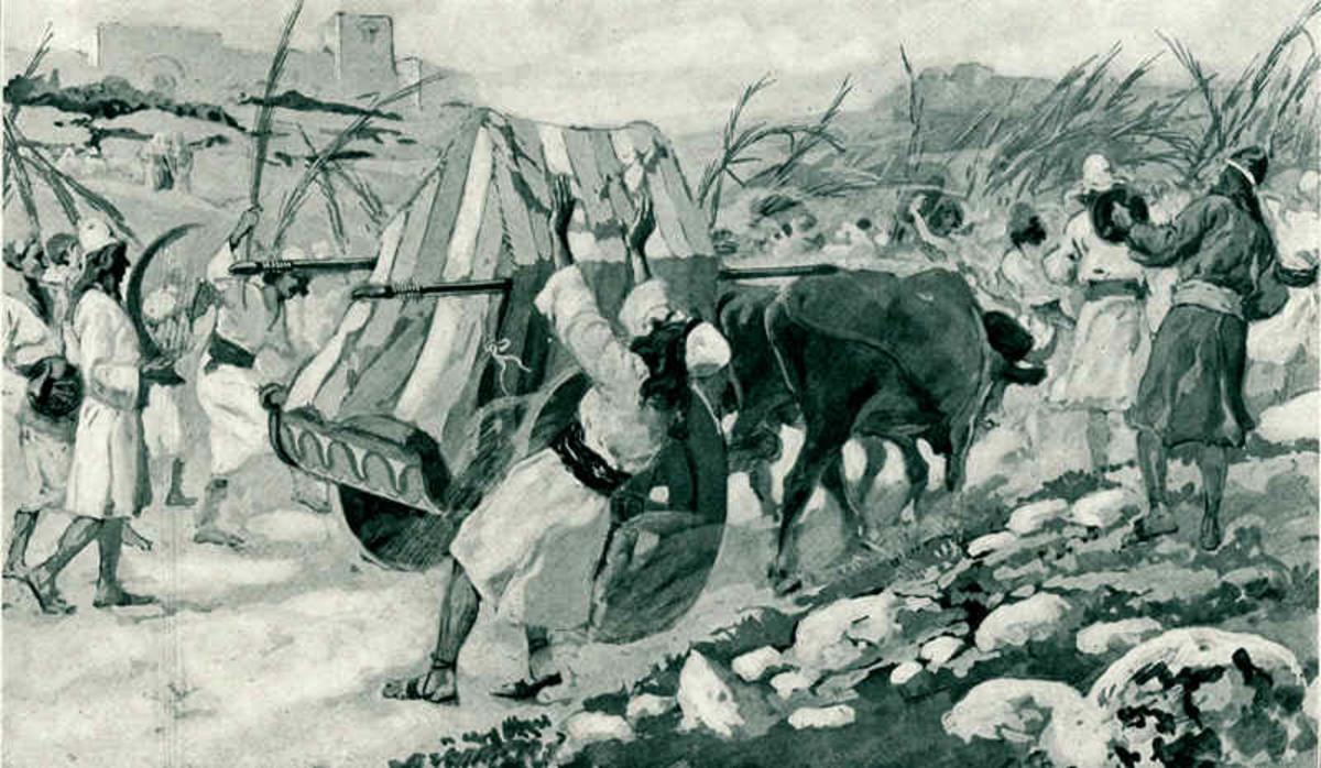 The death of Uzzah