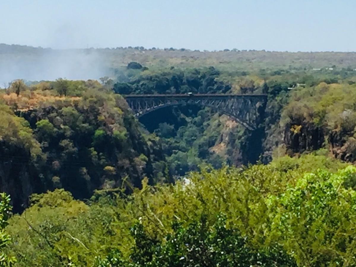 The Bridge from Afar.