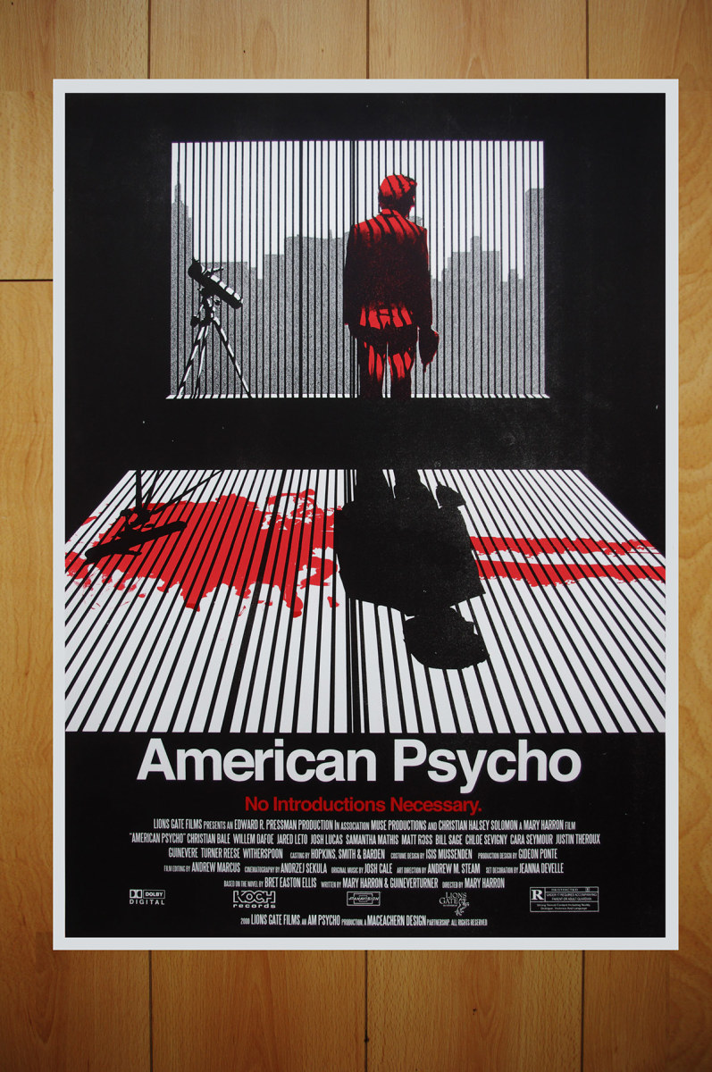 Get Your Business Cards out: A Look and Review Into American Psycho
