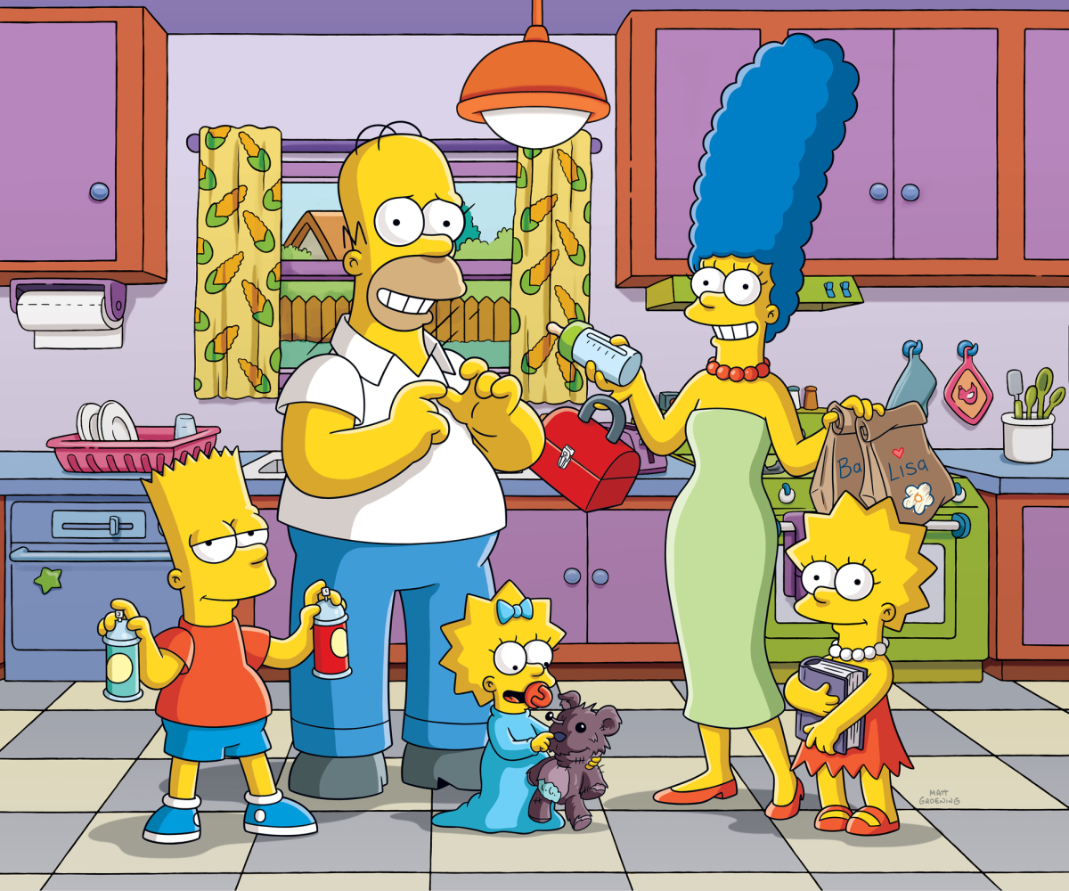 My Never Ending Love for the Simpsons