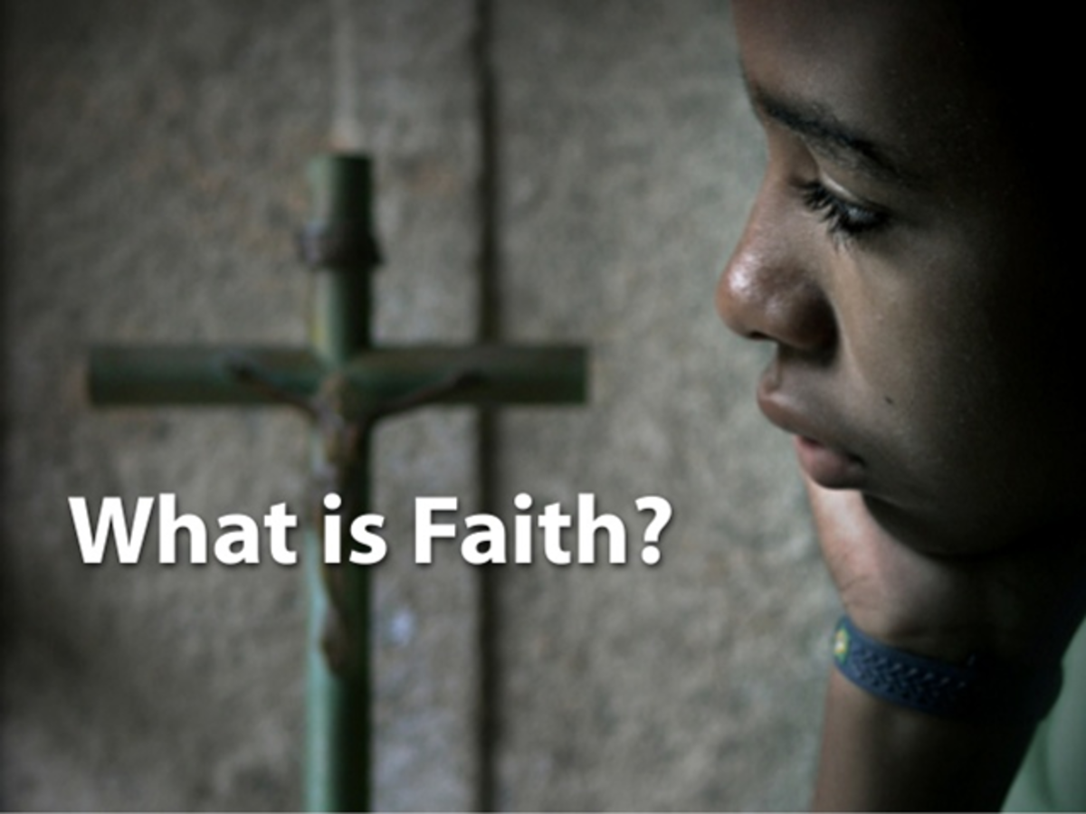 30 Days of Faith - Day 3