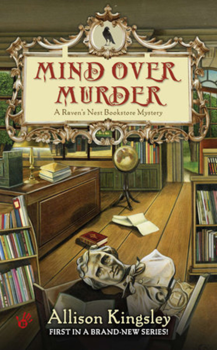 Book Review: Mind Over Murder by Allison Kingsley