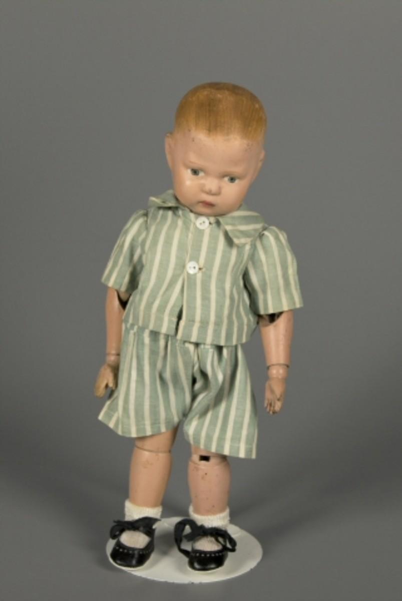 Antique Schoenhut Dolls History