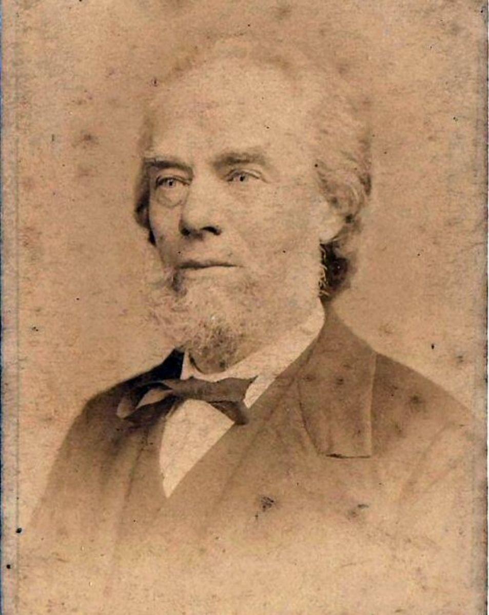 George Burgess 1829-1905