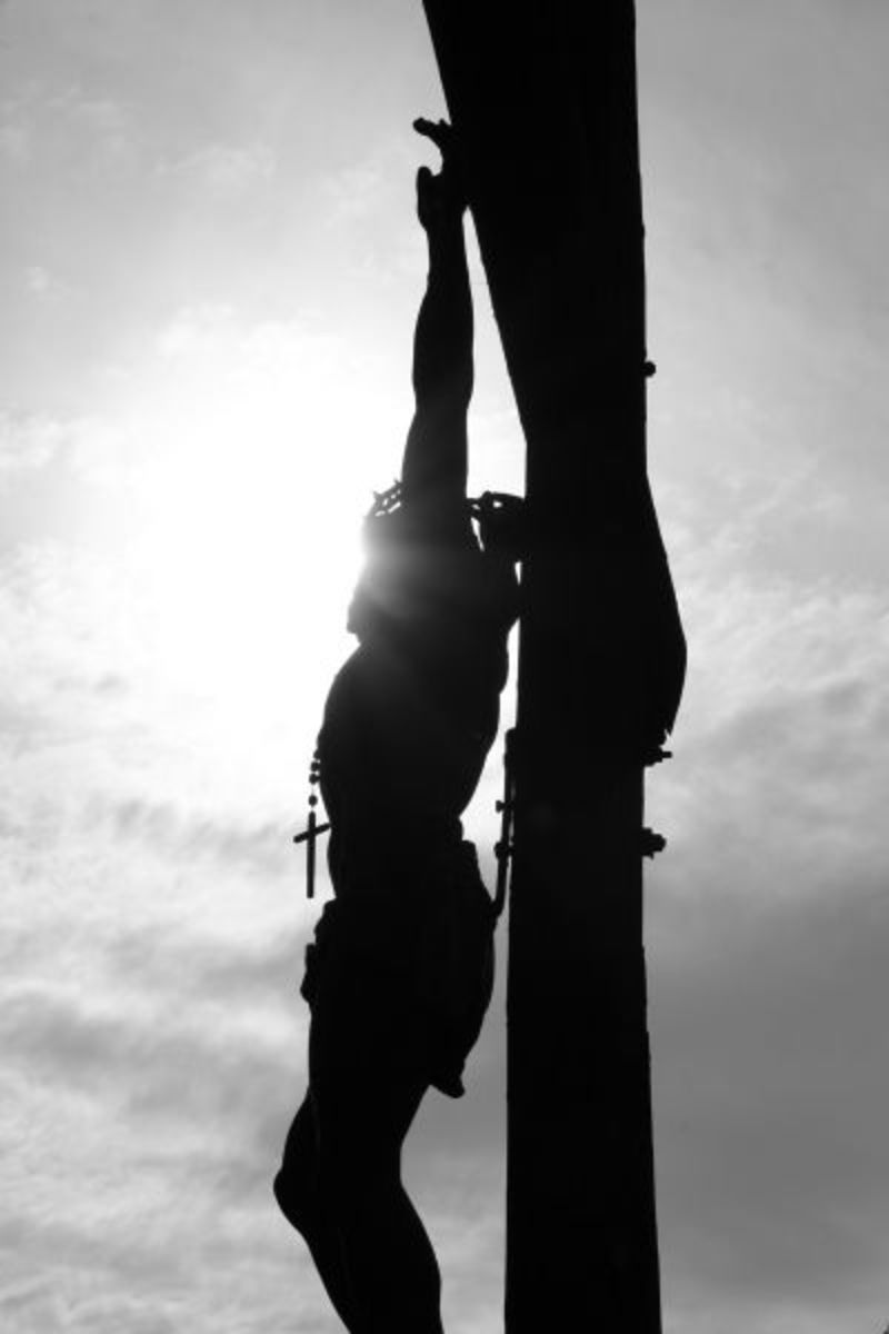 Crucifiction of Jesus Christ