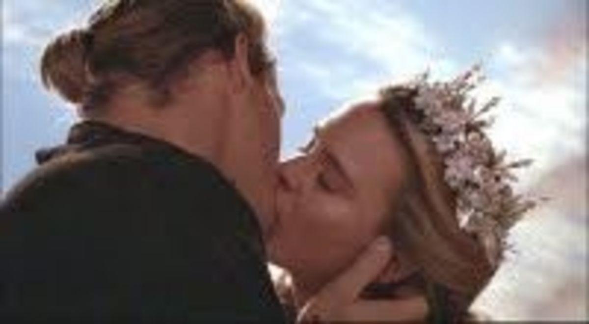 The Princess Bride kiss