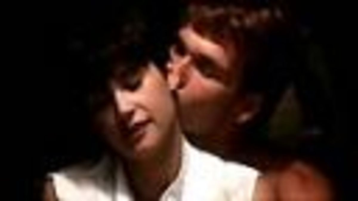 Ghost - Patrick Swayze - Demi Moore - Kiss