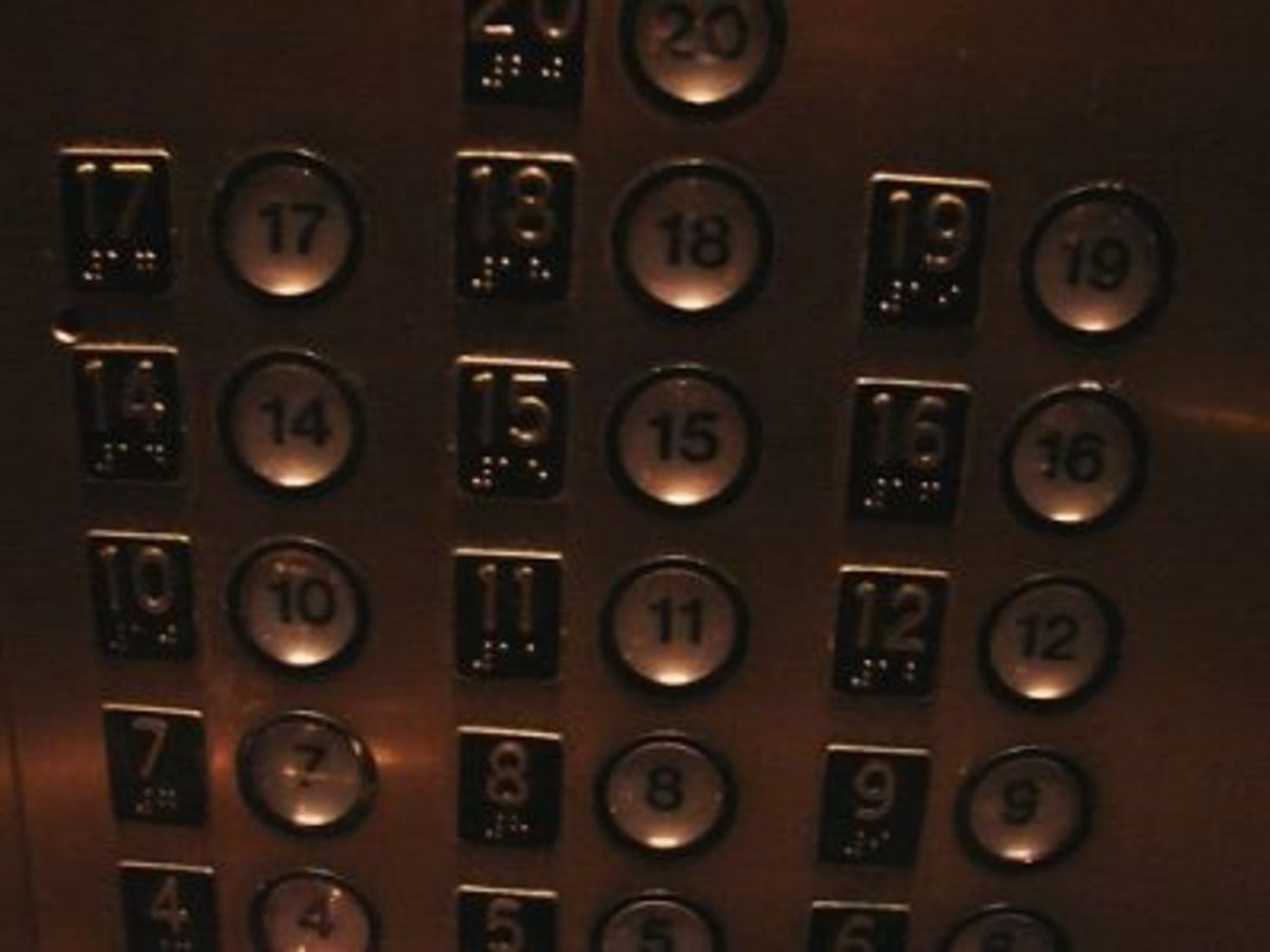 Does calling the thirteenth floor Floor 14 make it any less unlucky?