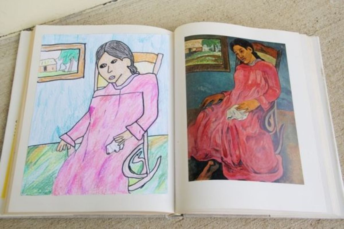 Matisse Reproduction