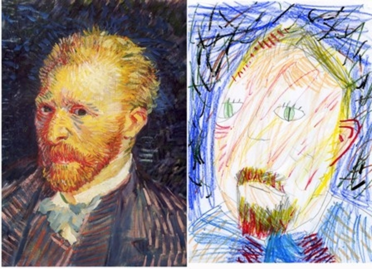 Van Gogh Reproduction