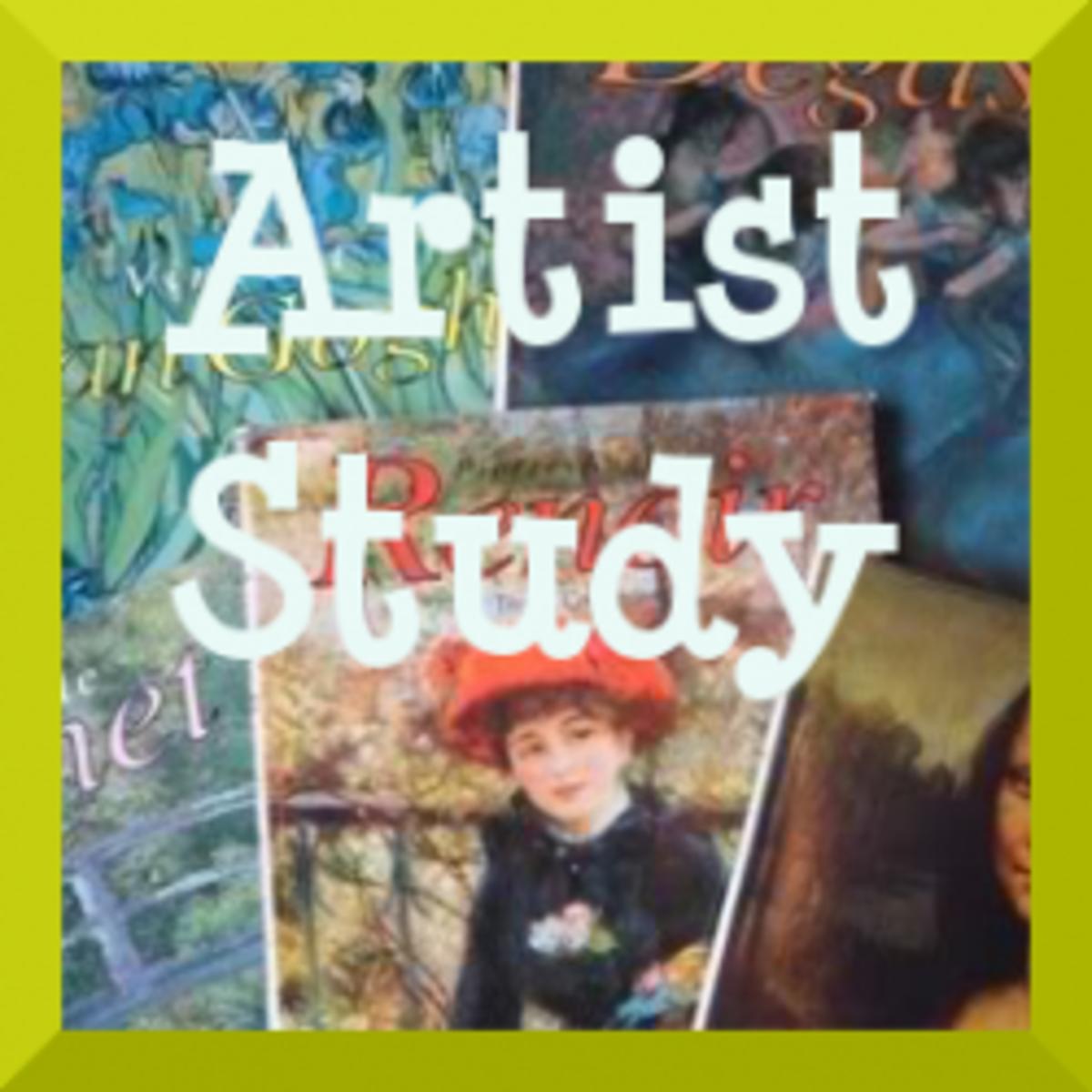 Artist Study -- Charlotte Mason Style