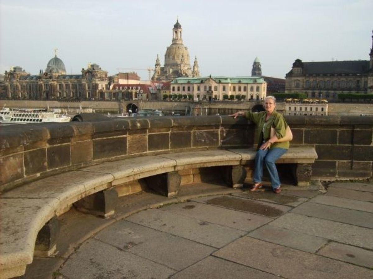Delia in Dresden