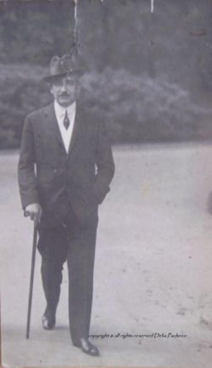 Ludwig Adolph von Meyer my grandfather