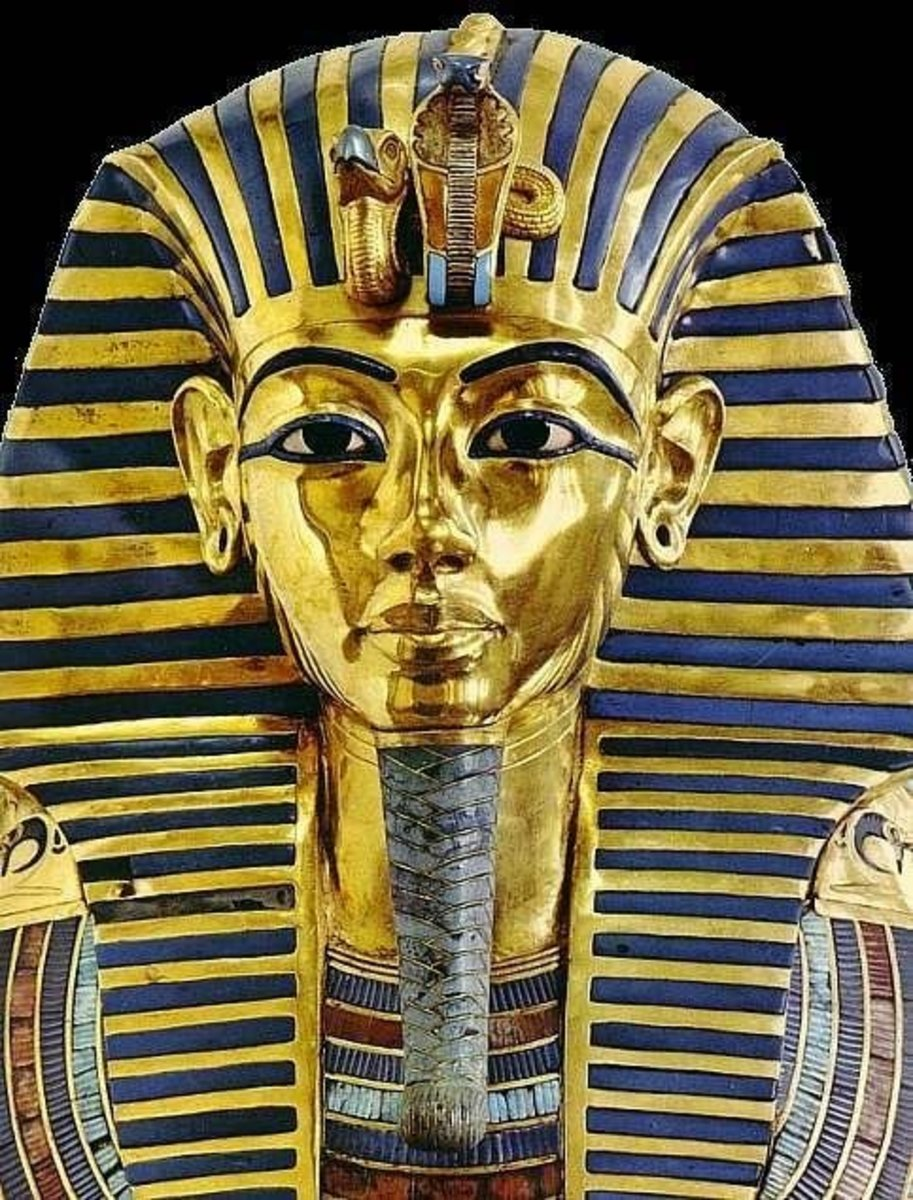 tutankhamun research paper View notes - research paper outline on king tut from arth 211 at denison cara decaro arth 211: history of photography professor sperling 11 december, 2012 king.