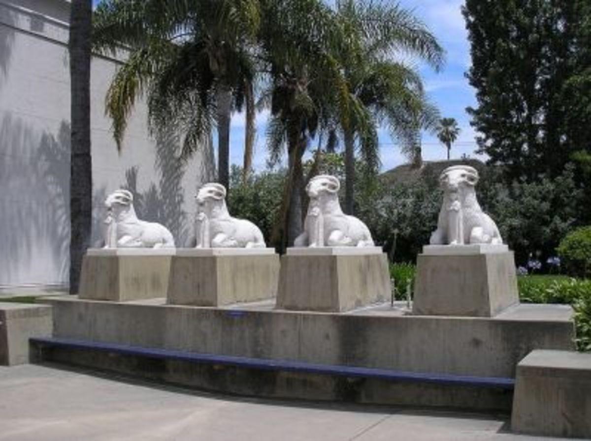 Rosicrucian Egyptian Museum, San Jose, California