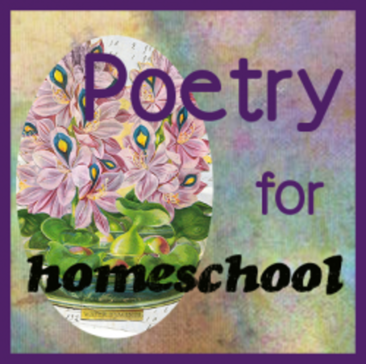 Poetry in Homeschool