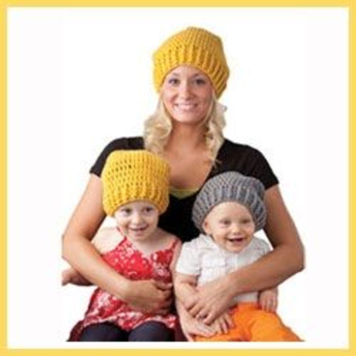Lots of Crochet Hat Patterns Online