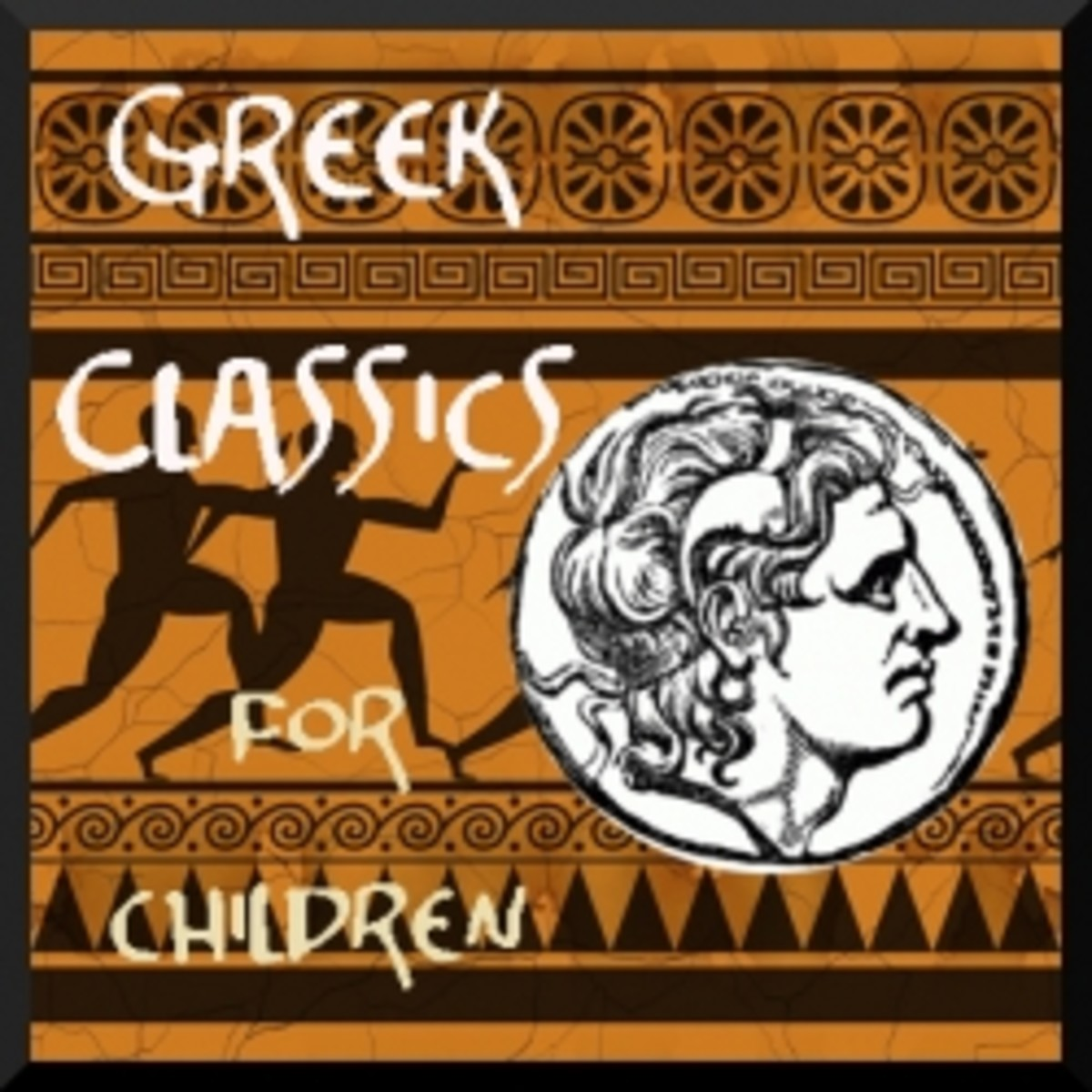 Greek Classics for Children