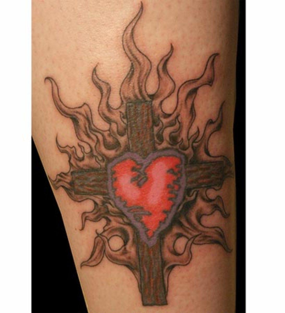 Flickr Images: jackiescivic: PJ tattoo 4