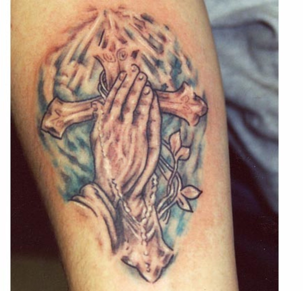 Praying Hands Tattoos Celtic / Irish Tattoo Designs …