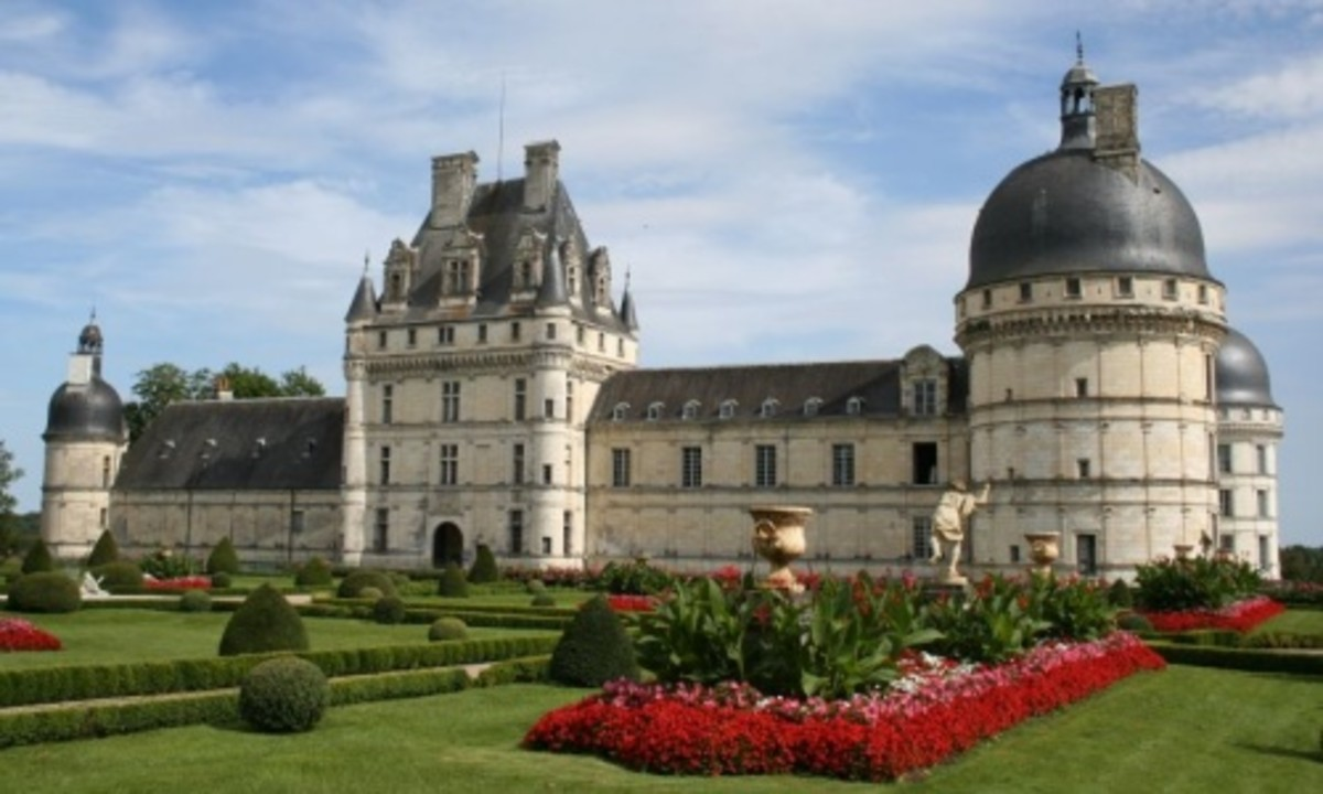 Castle of Valencay