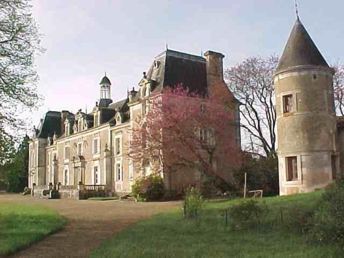 Chateau de la Guillonniere.  You can rent it for your holidays ...  from 2 up to 30 people