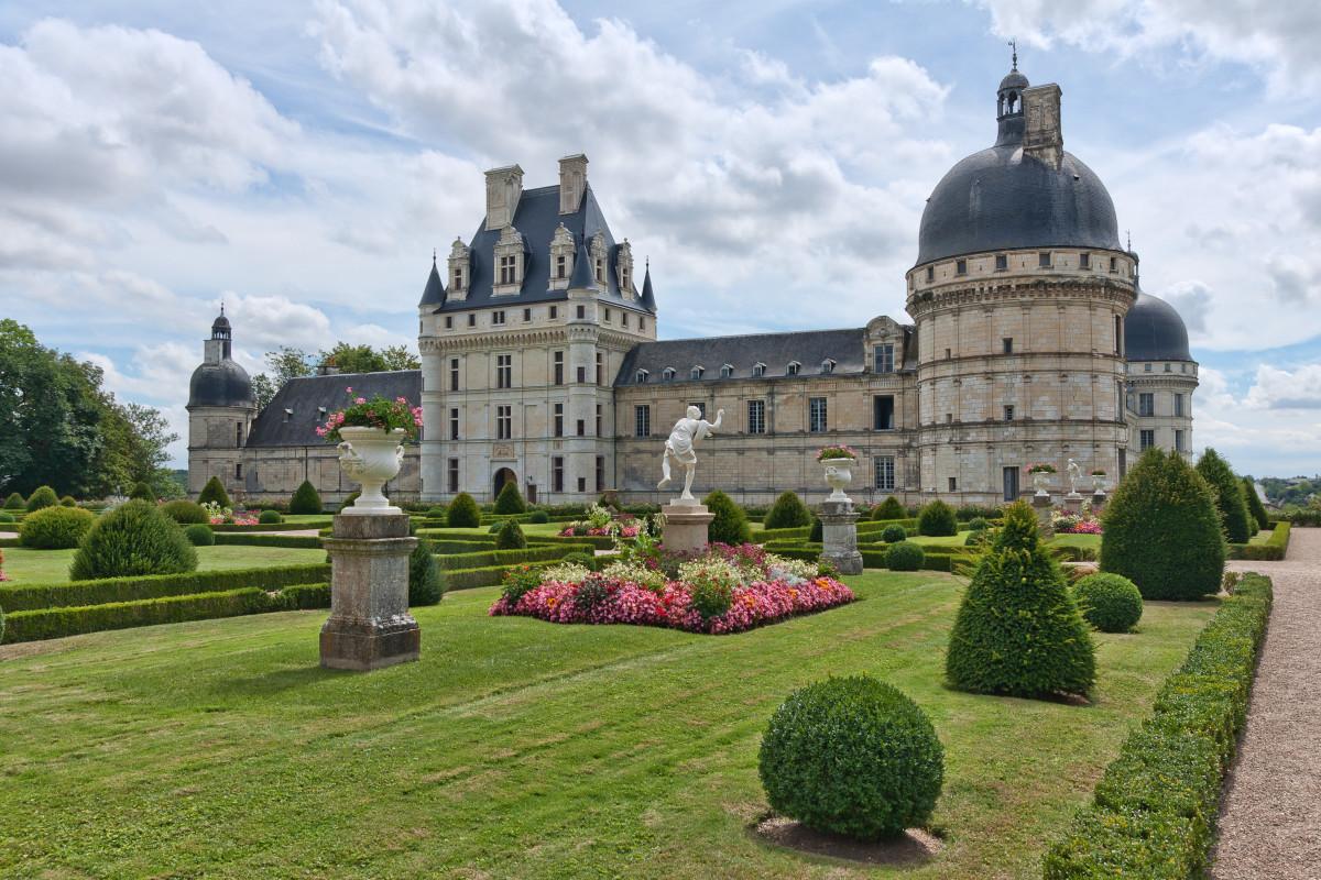 French Castles: Chateau de Valencay