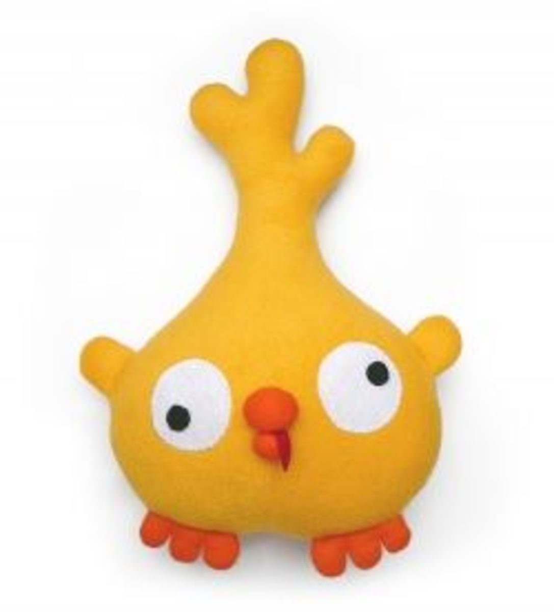 Poloko the chick toy pattern