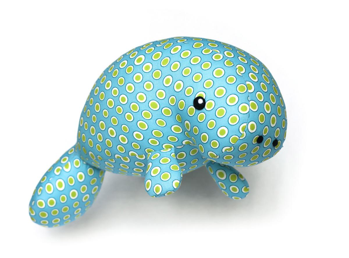 sea creature sewing pattern