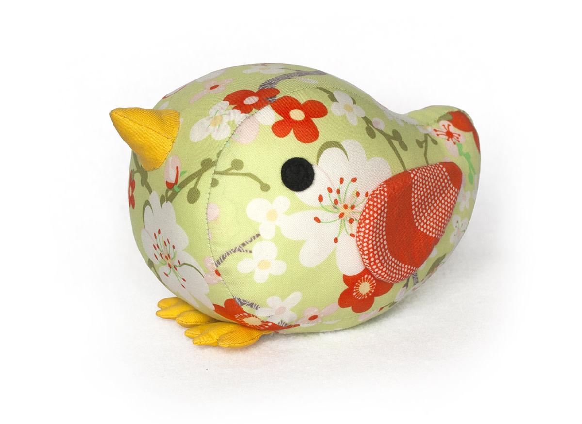 Bird toy pattern
