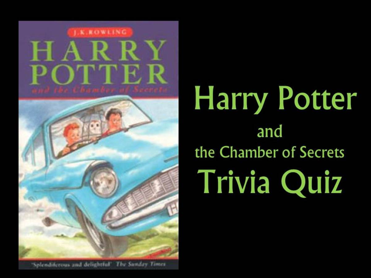 Harry potter and the chamber of secrets quiz hubpages - Harry potter chambre secrets streaming ...
