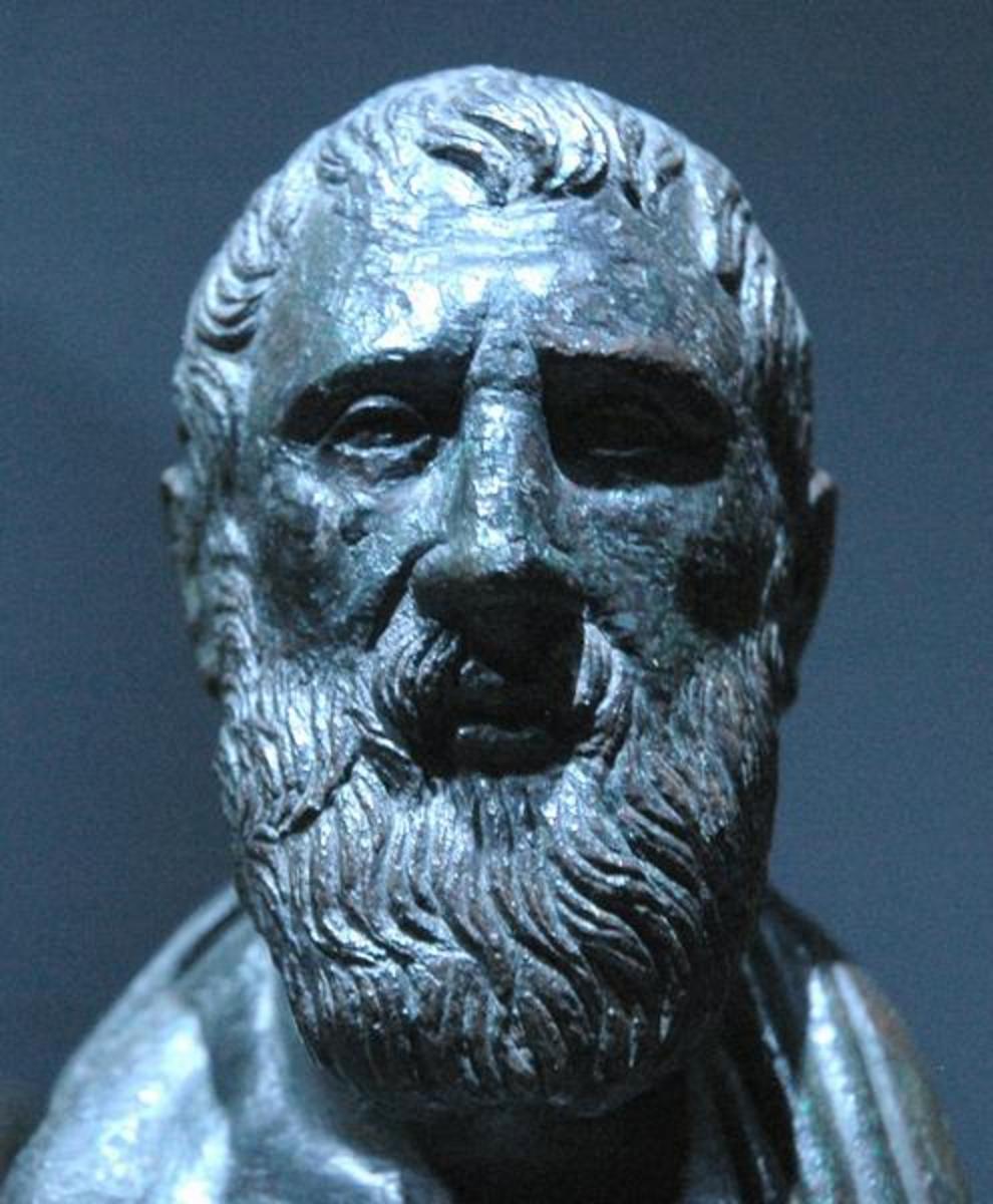 Greek Philosopher: Zeno of Citium