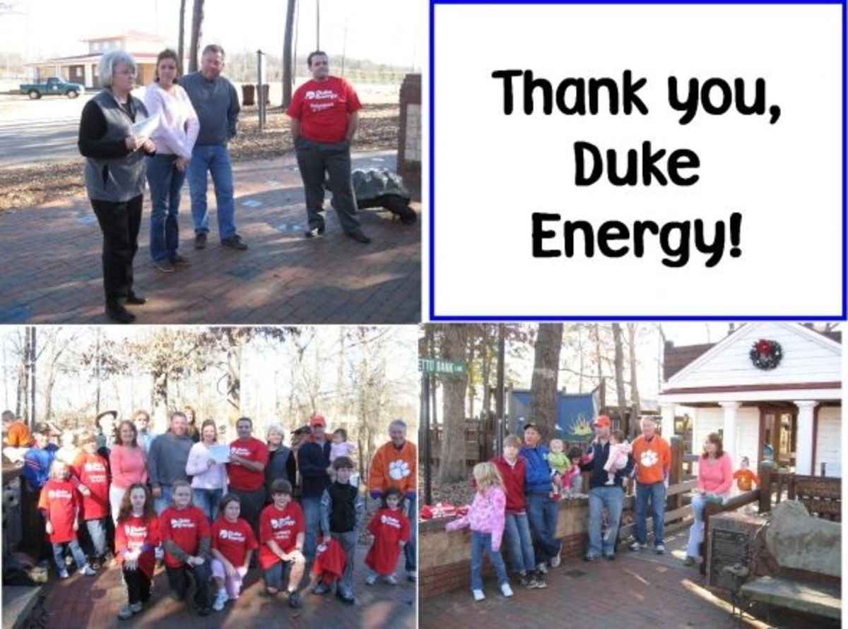 Thank you, Duke Energy